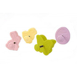 MINI COOKIE CUTTER EASTER - 50X36 H 18 MM