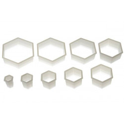 NYLON CUTTER 06 REGULAR HEXAGON