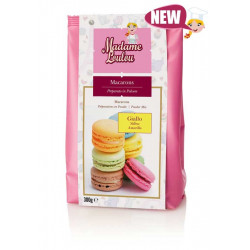 Macarons Mix - Yellow