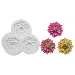 Sugarflex Chrysanthemum Mold