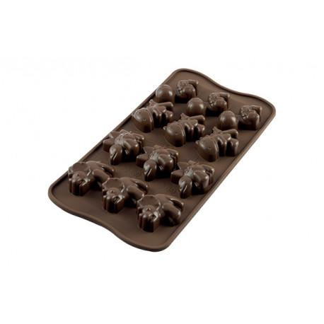 Dino Silicone Mold