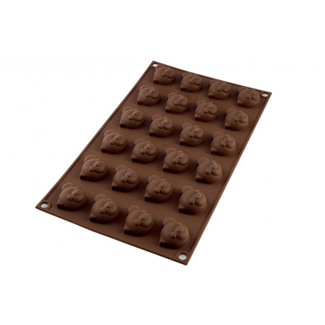 Choco Panda Silicone Mold