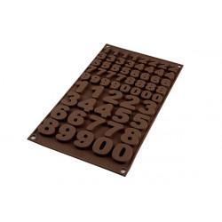 Choco 123 Silicone Mold