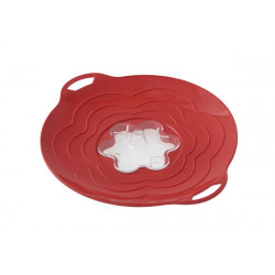 VAPO TWIST RED LID