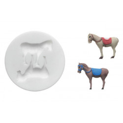 Sugarflex Horse Mold