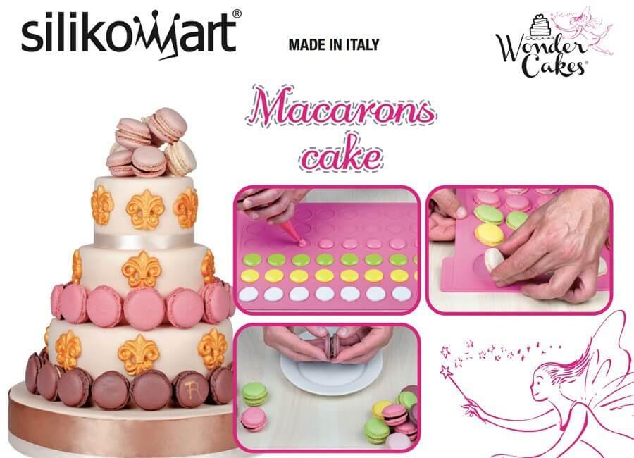 macarons_cake